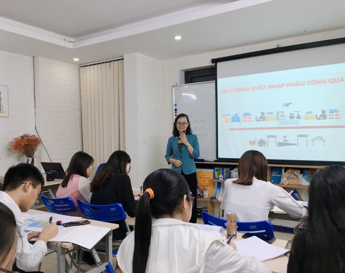 Khóa học Xuất nhập khẩu - Logistics Tòan diện